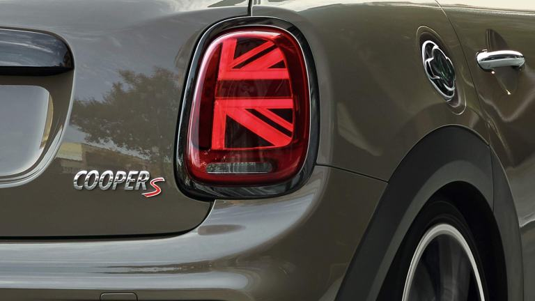 MINI LED UNION JACK REAR LIGHTS RETROFIT KIT