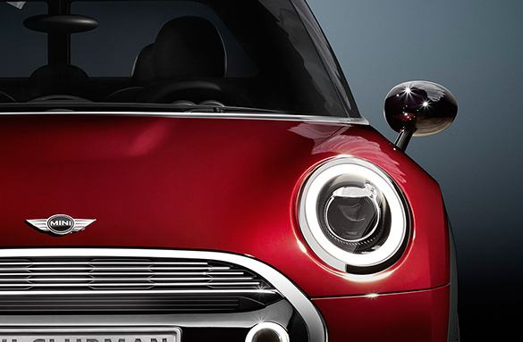 MINI Clubman concept familiar icons