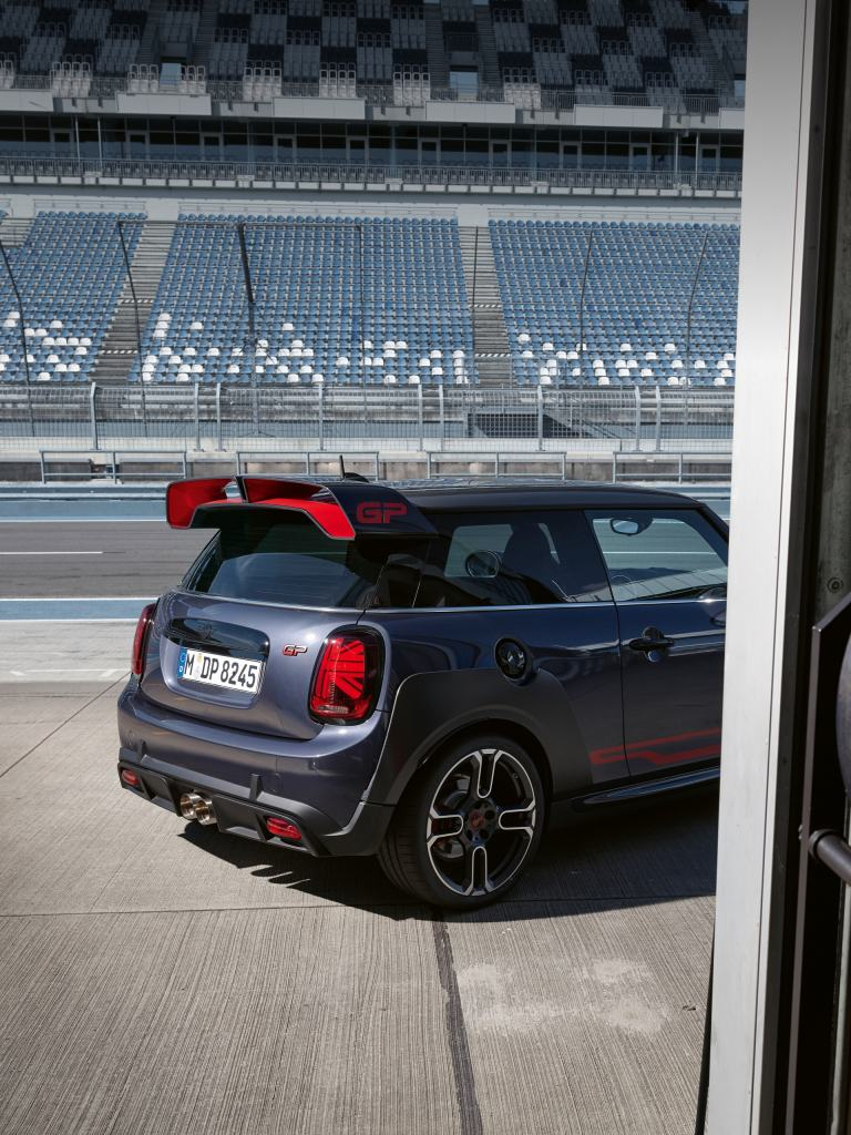 MINI John Cooper Works GP – special edition – 306 HP