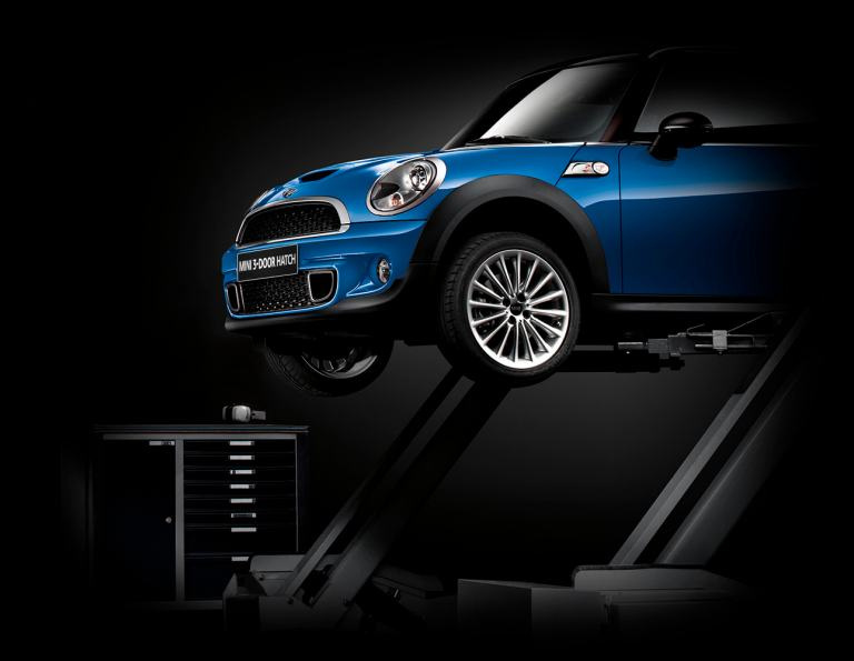 MINI Services. MINI 3-Door Hatch.